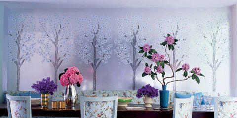 Cynthia Rowley's Dining Room