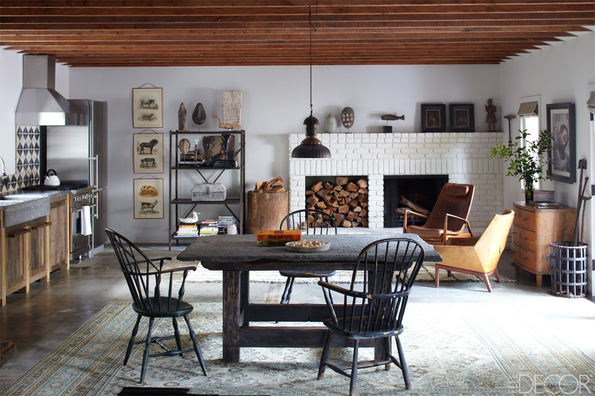 25 Inspiring Rustic Country Kitchen Decorating Ideas & 25 Rustic Kitchen Decor Ideas - Country Kitchens Design