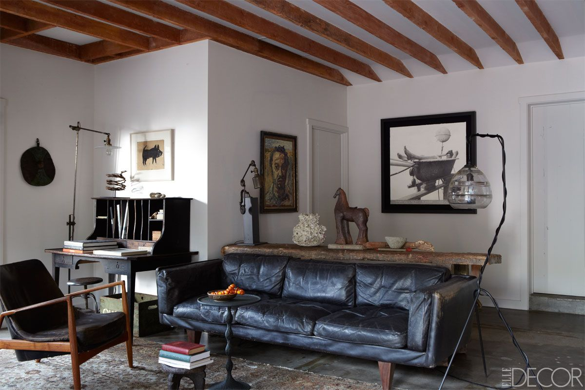 William Abranowicz. A Contemporary California Ranch