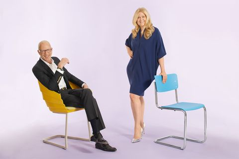 Leg, Comfort, Sitting, Furniture, Suit trousers, Knee, Conversation, Armrest, One-piece garment, Ankle,