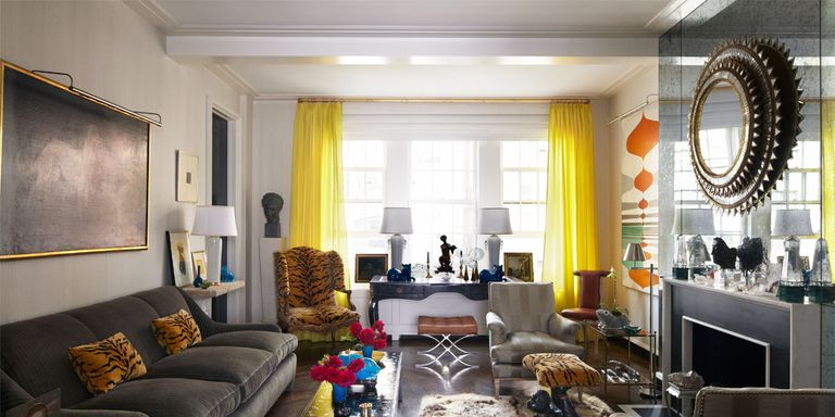 List Of Living Room Furniture. Interior Designer Todd Alexander Romano A List Designers From ELLE Decor  Top For Home