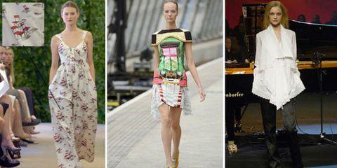 Decor-Inspired Fashion