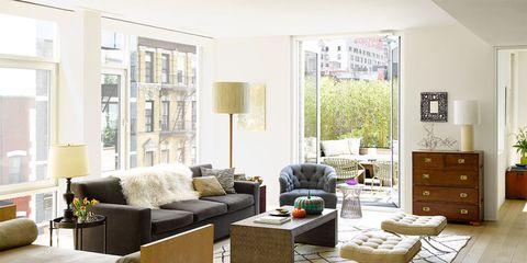 Eastern Promises Lisa Pomerantz S Manhattan Home