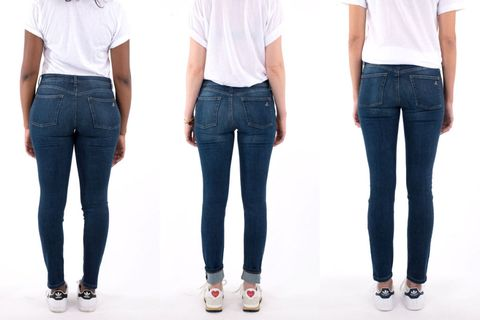 3 Different Bodies In 5 Pairs Of Perfect Fit Jeans Trying On Perfect Fit Jeans