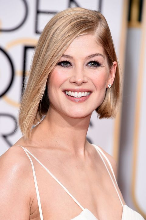 rosamund pike 2015 golden globes