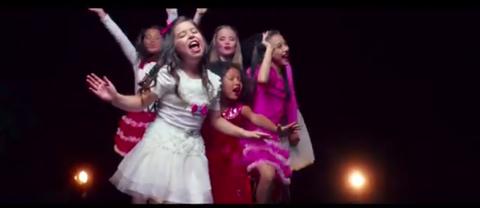 Sophia Grace music video