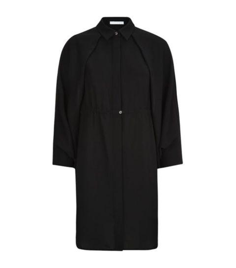 Collar, Sleeve, Coat, Textile, Outerwear, Jacket, Clothes hanger, Blazer, Button, Top,