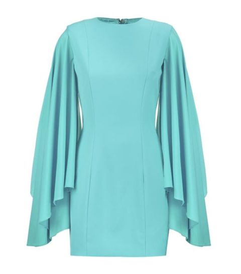 Blue, Green, Sleeve, Textile, Turquoise, Teal, Aqua, Collar, Electric blue, Pattern,