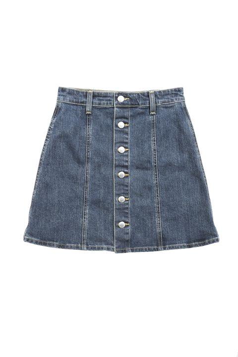 "<p>Kety Denim Skirt, $245; <a href=""http://www.stylebop.com/product_details.php?menu1=designer&amp;menu2=&amp;menu3=4068&amp;id=613063"">stylebop.com</a></p>"