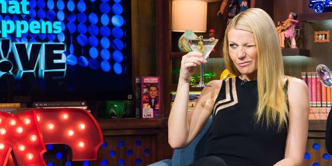 Gwyneth Paltrow on Watch What Happens Live