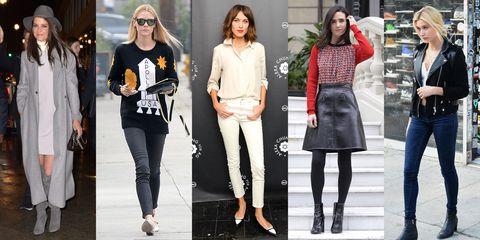 Clothing, Footwear, Leg, Trousers, Textile, Outerwear, White, Fashion accessory, Style, Street fashion,