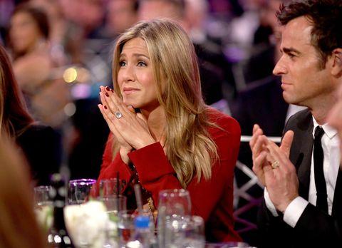 Jennifer Aniston at the Critics' Choice Awards 2015