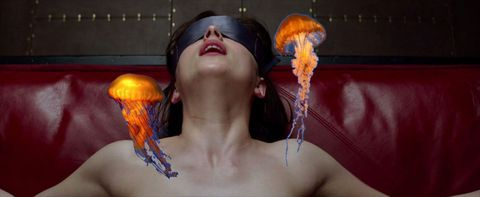 There Are No Erotic Jellyfish in the 'Fifty Shades of Grey' Movie