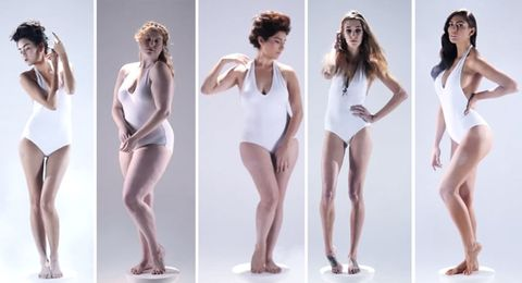This Amazing Video Shows How the 'Ideal' Female Body Type Evolved Over the Years