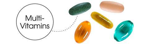 "This one seems like a no-brainer, but it might be time to rethink that horse pill you choke down everyday. In late 2013, research published in the lauded journal <em>Annals of Internal Medicine</em> made mainstream media headlines by suggesting that multi-vitamins only make manufacturers' bottom line healthier, not your body. Dr. <a href=""http://www.med.nyu.edu/biosketch/goldbn03"">Nieca Goldberg</a>, the director of the Joan H. Tisch Center for Women's Health at NYU Langone Medical Center, agrees. ""You don't need them, especially if you're eating a normal diet,"" she says. However, some women <em>do </em>have vitamin deficiencies – vitamin D is a common one –and pregnant women should take vitamins, so see your healthcare provider if you're unsure."