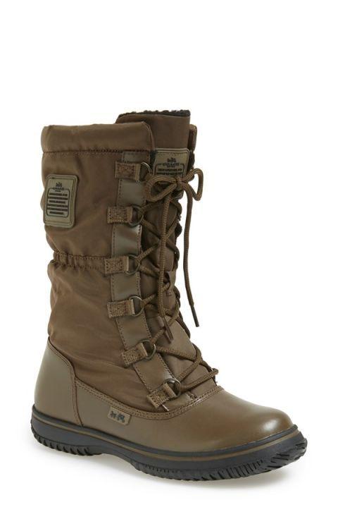 "Coach Sage Boot, $228; <a href=""http://shop.nordstrom.com/s/coach-sage-boot-women/3848292?origin=category-personalizedsort&amp;contextualcategoryid=0&amp;fashionColor=Black%2F+Black&amp;resultback=846"">nordstrom.com</a>  <!--EndFragment-->"