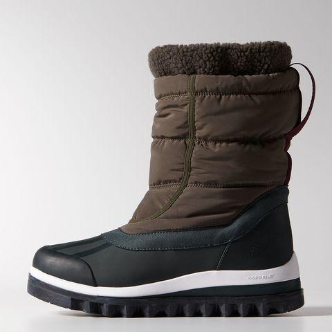 """Adidas by Stella McCartney Nangator Boots, $240; <a href=""""http://www.adidas.com/us/nangator/M17278.html"""">adidas.com</a>"""