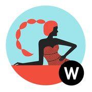 Red, Polka dot, Pattern, Design, Illustration, Graphic design, Games, Art,