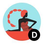 Red, Polka dot, Pattern, Design, Illustration, Graphic design, Clip art, Games, Graphics, Art,