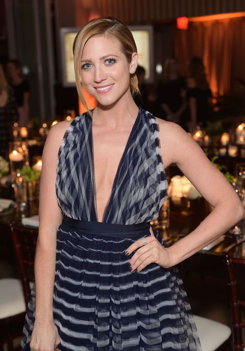 Brittany Snow Reveals Some 'Pitch Perfect 2' Secrets