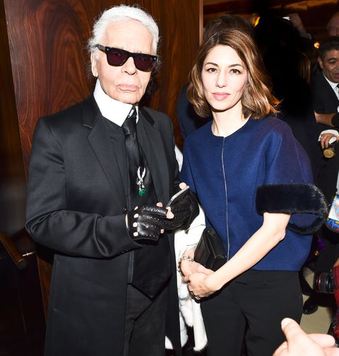 [US SALES ONLY], Karl Lagerfeld, Sofia Coppola