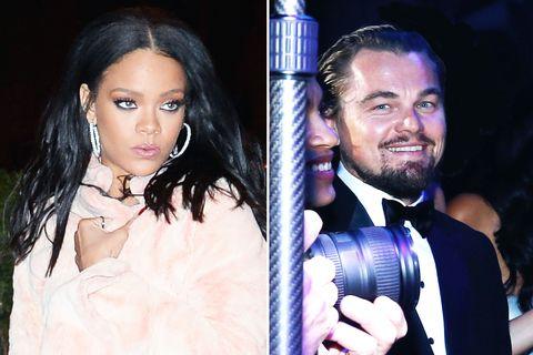 Rihanna and Leonardo DiCaprio Are Probably/Definitely Still Dating