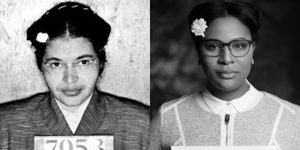 Julee Wilson as Rosa Parks