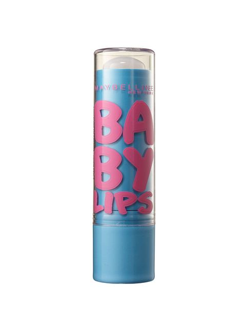 """Multipurpose Maybelline Baby Lips acts as a great mixing medium for other products,"" says makeup artist Grace Lee.  <em>Maybelline Baby Lips, $4.49; <a href=""http://www.ulta.com/ulta/browse/productDetail.jsp?productId=xlsImpprod3800003&categoryId=cat80066%20cat90012%20cat80178"">ulta.com</a></em>"