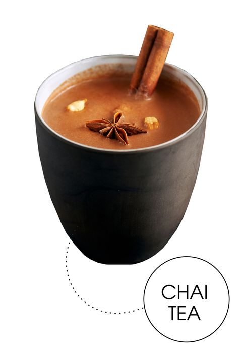 """<em>Chai tea is essentially a libido-boosting&nbsp;super-cocktail: Black tea, cinnamon, ginger, anise, cloves, and cardamom are all purported aphrodisiacs.</em>  """"In general I am not a lustful person, so I knew that aphrodisiac testing was going to be a little <em>womp womp</em> for me. And I was right! I tried a chai latte. I guess I should say that I used to have these every day, but since I have been on <a href=""""http://www.elle.com/beauty/news/a19285/im-turning-myself-into-a-victorias-secret-angel/"""">my Victoria's Secret Angel diet</a>, I said bye bye to inflammation-causing lattes in general. Perhaps my tolerance was already built up but after about 3 months quitting cold turkey, you'd think I'd&nbsp;feel a little sumpin' sumpin'. Guess what? Nope, I'm dead inside."""""""