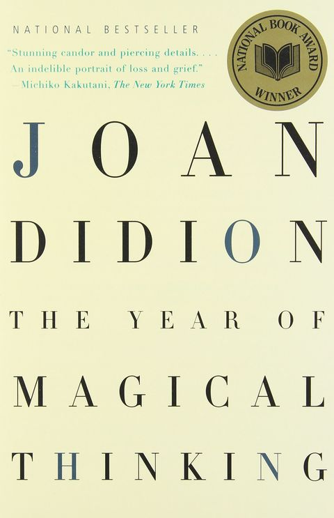 <p>There's something about Didion's writing that opens up women to talk about themselves. I've been moved as I've watched women, some of whom I didn't know were widows, talk about the loss in their lives.</p>