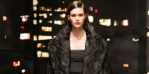 Donna Karan Fall 2015 Ready-to-Wear Collection