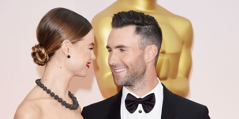 The Cutest Couples at the 2015 Academy Awards