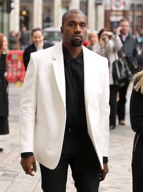 Kanye West Goes On Another Twitter Rant About Fashion