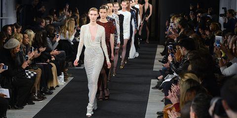 Footwear, Fashion show, Runway, Style, Fashion model, Fashion, Model, Public event, Haute couture, Fashion design,