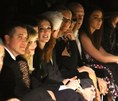 tom ford front row
