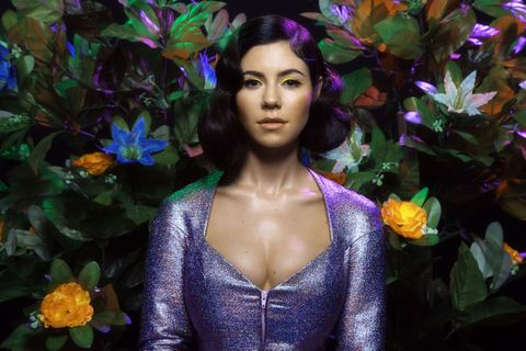 Exclusive: Marina and The Diamonds Premiere Acoustic Video for 'I'm A Ruin'