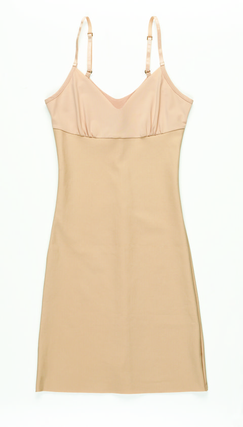 "Commando Two-Faced Tech Slip, $98; <a href=""http://www.wearcommando.com/collections/shapewear/products/new-double-faced-tech-full-slip"">wearecommando.com</a>  <!--EndFragment-->"
