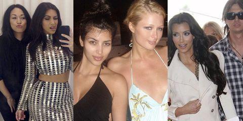 Kim Kardashian Has a Terrible Birthday Habit