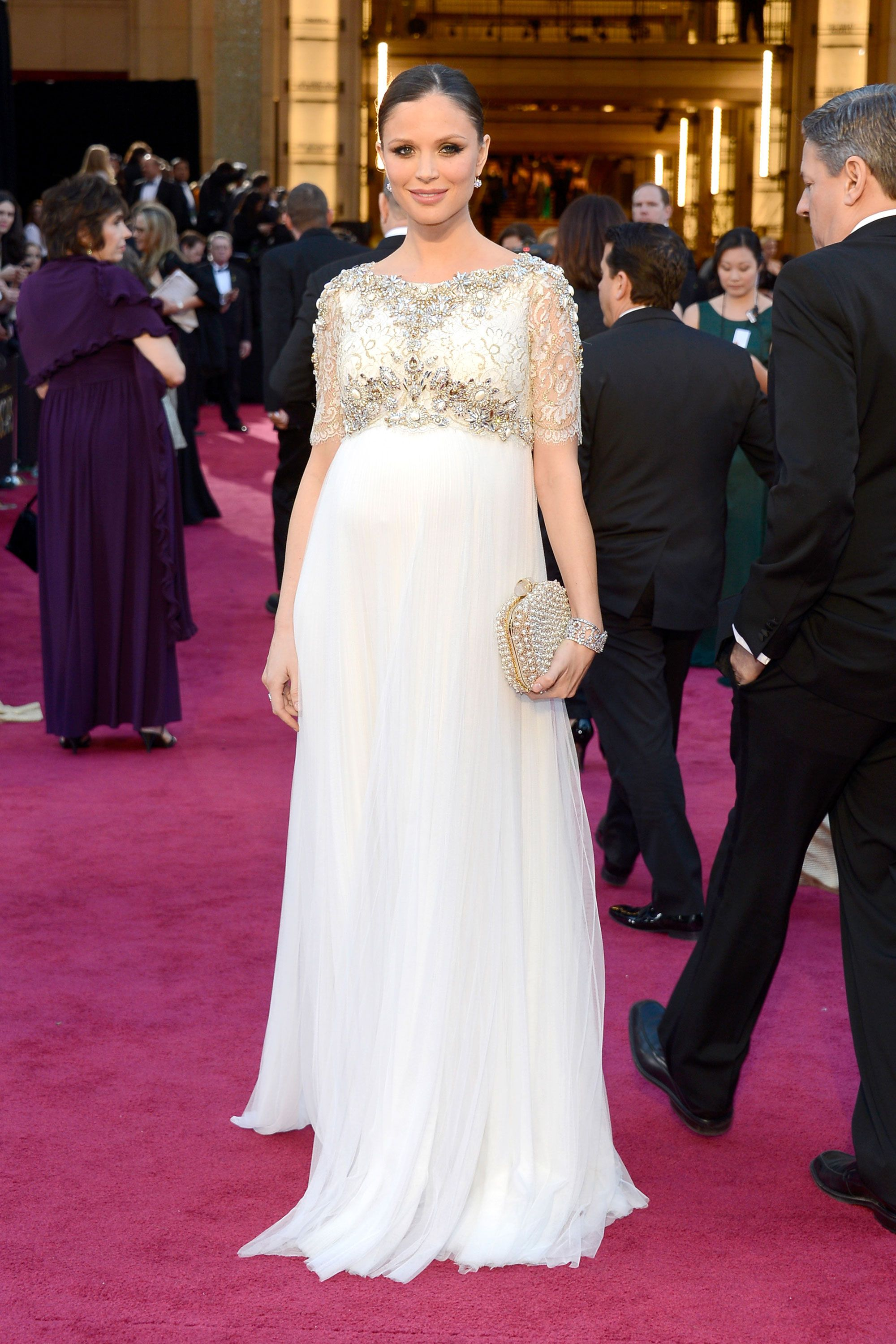 The Best Pregnancy Style at the Academy Awards