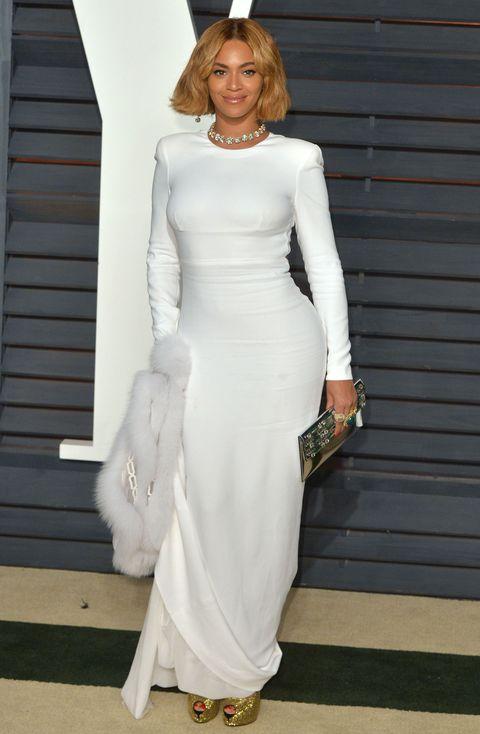 Clothing, Dress, Shoulder, Joint, White, Style, Formal wear, Fashion accessory, Fashion, Fashion model,
