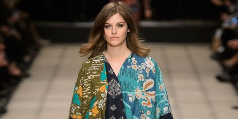 Burberry Prorsum Fall 2015 Ready-to-Wear Collection