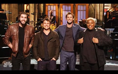 Hemsworths SNL