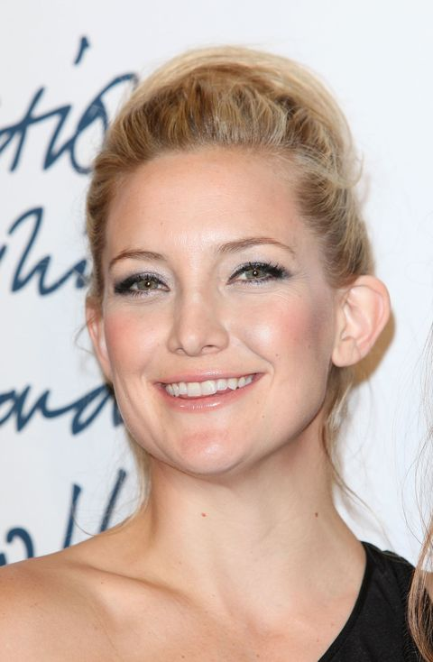 """Doing makeup is one of those things that I've always done since I was a little girl,"" she <a href=""http://beautyeditor.ca/2013/10/10/kate-hudson-beauty-tips"">told the <em>Beauty Editor</em></a>. ""I used to make jokes that if I didn't make it as an actress...at least that was my back-up."" She does her friends' makeup too, FYI. *reevaluates life*"