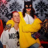 Rihanna Jeremy SCott