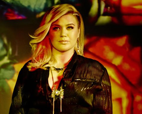 Kelly Clarkson on Motherhood and Creating Empowering Pop Songs