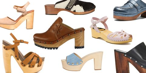 5d15e7c42 15 Clogs for Spring - Best Wooden Clogs of at Every Height and Price