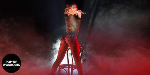 Beyonce's Trainer Reveals His 4-Step Plan to Toned Thighs
