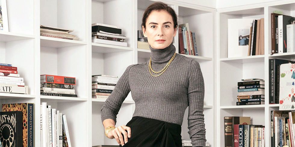 Francesca Amfitheatrof Design Director Of Tiffany S And Co