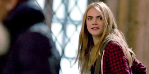 See Cara Delevingne In The Trailer For The New Amanda Knox Movie