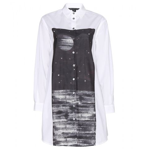 "Marc by Marc Jacobs Hailee Washed Cotton Shirt Dress, $656; <a href=""http://www.mytheresa.com/en-us/hailee-washed-cotton-shirt-dress.html"">mytheresa.com</a>  <!--EndFragment-->"